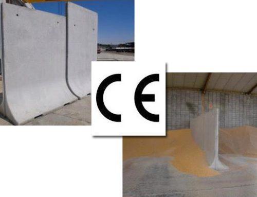 MARCATGE CE Murs de contenció