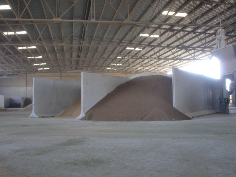Separador de graneles