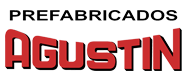 Prefabricados Agustín Logo